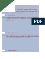 Caracteristicas y Principios de La Administracion