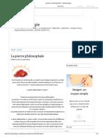 La Pierre Philosophale - Mysterologie
