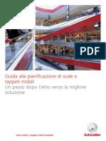 Schindler Guida Pianificazione Scalemobili MIL 201506