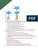 CCNA Exploration v4 Network Fundamentals Chapter 09 Grade 100