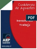 CuadernoApuntesEED114-Derecho Del Trabajo