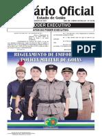 Regulamento de Uniformes PMGO