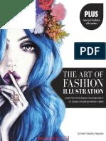 The the Art of Fashion Illustration