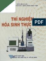 Thí Nghiệm Hóa Sinh Thực Phẩm - Trần Bích Lam