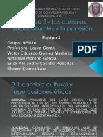 Clase Unidad 3 - Etica