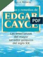 Edoc.site Cayce Edgar Profecias y Remedios