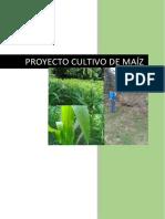 Proyecto Cultivo de Maiz Grupo #2