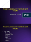 IEEE Seminar Hazardous Classification