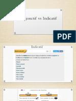 Subjonctif vs Indicatif