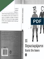 El Espantapájaros - Ricardo Silva Romero