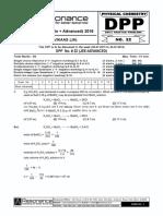 JA XI Physical Chemistry (16) - Prev Chaps