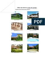 Villas de Venta en Casa de Campo