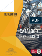 Catalogo Metal Grating