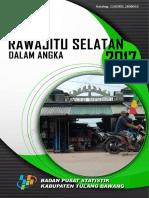 Kecamatan Rawajitu Selatan Dalam Angka 2017