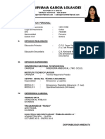 c.v. Valia Viviana Garcia Lolandes