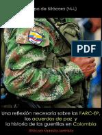 Equipo de Bitácora (M-L); Unas necesarias reflexiones sobre las FARC-EP, 2016.pdf