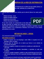 Diseño de tuberias en la red de Distribucion - Parte I.docx