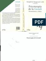 Psicoterapia de la Gestalt -  Margherita Spagnuolo Lobb.pdf