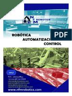 Brochure n Fm Robotics 2017