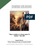 Cancionero Religioso SEMAYOR - 2009