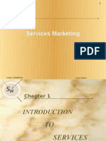 Marketing of Services Total