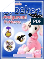 8 Adorable Crochet Amigurumi Patterns