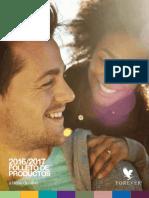 2016 Product Brochure Spanish forever living