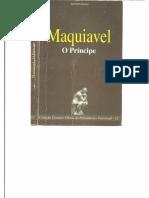 209226065 Maquiavel O Principe PDF