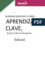Aprendizajes Clave