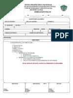 Formato Informe Global