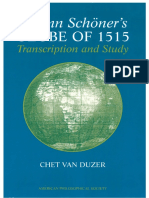 Chet Van Duzer - Johann Schoner's GLOBE OF 1515_Transcription and Study.pdf