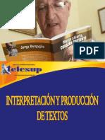 Interpretacon y Produccion de Textos II