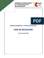 Guia Aplicacion Normas ONGD 09