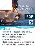 Murawski Oil Spill Commission-1