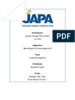 Actividad 5 - Metodologia II Emelin