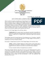 TSJ en el exilio fija audiencia preliminar a Maduro por acusación de Ortega Díaz