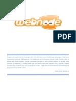 Manual de webnode