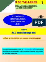 ESTRATEGIAS DIDACTICAS PARA EL AULA