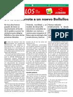 Bollullos con futuro / Boletín informativo nº28 / abril 2018 /