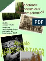 Modelos Econc3b3micos Latinoamericanos Tarea