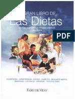 Menús para el control de la Diarrea y el Estreñimiento