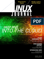 Linux Journal 2018 04