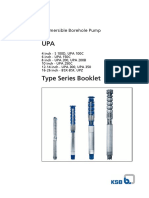 UPA Type Series Booklet