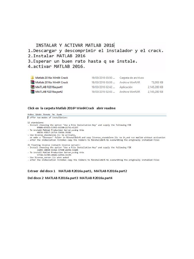Crack matlab 2016 | MATLAB Crack R2019b Patch + Keygen Free Download