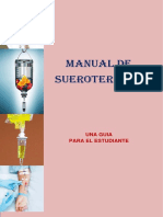 Manual de Sueroterapia - Ambulodegui 2018