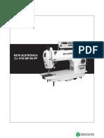 ZJ-9700 - Maquina de costura reta eletronica zoje - manual de instrucoes.pdf