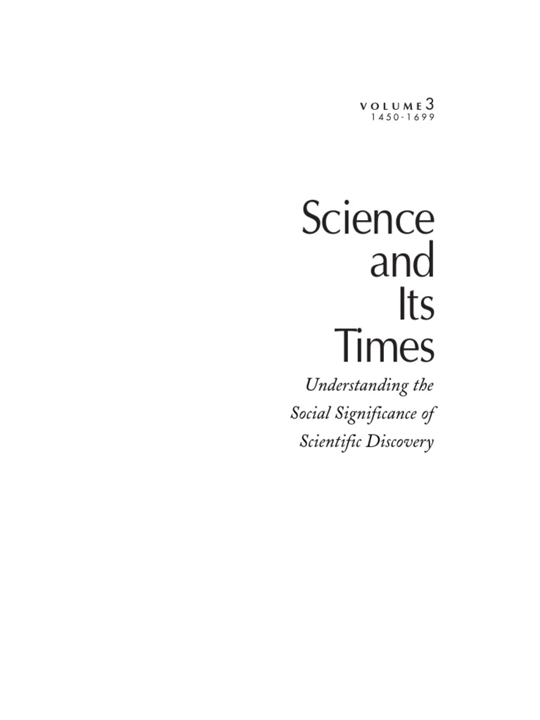 2c5b04a8dda Science and Its Times