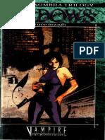 Baugh, Bruce - [Clan Novel Trilogy Lasombra] 02 - Shadows