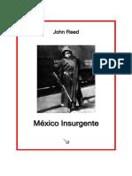 John Reed. México insurgente.pdf