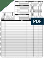 PF Spell Sheet